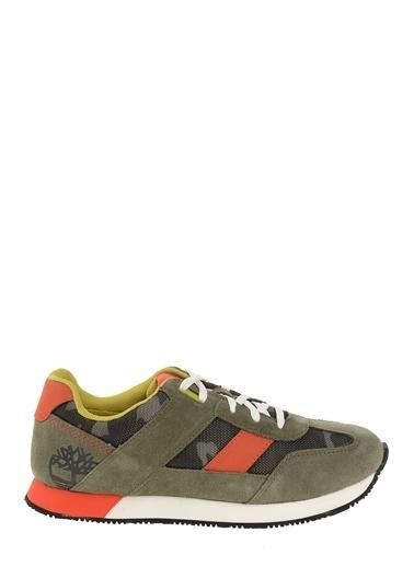Timberland Spor Ayakkabı Yeşil